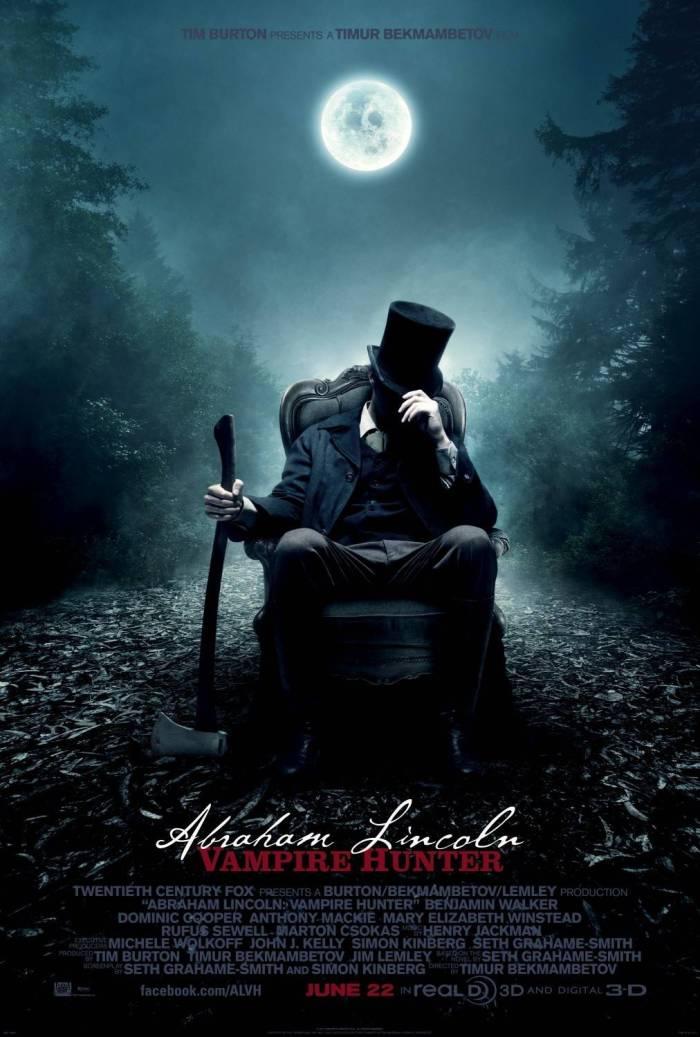 Abraham Lincoln: Vampire Hunter (film) - Wikipedia, the free encyclopedia